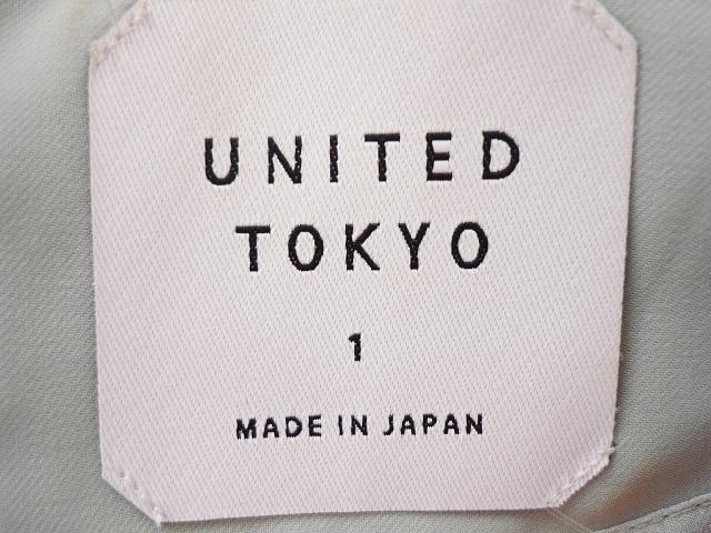 UNITED TOKYO(ユナイテッド トウキョウ)のカットソー