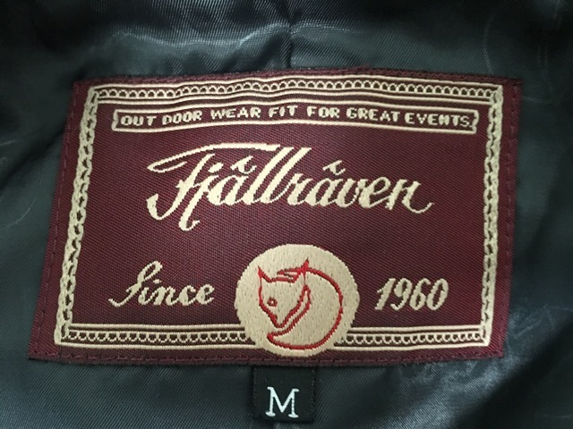 FJALLRAVEN(フェールラーベン)のコート