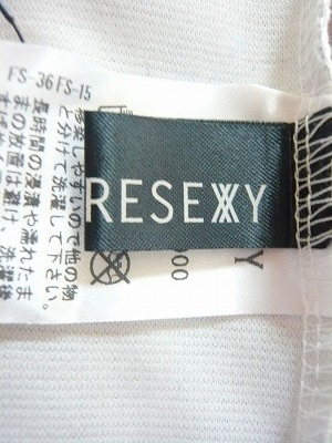 RESEXXY(リゼクシー)のワンピース