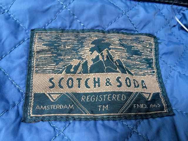 SCOTCH&SODA(スコッチアンドソーダ)のダウンジャケット