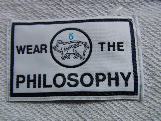 WEAR THE PHILOSOPHY(ウェアザフィロソフィ)のカーディガン