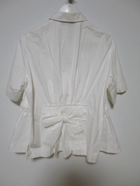 CEDRIC CHARLIER(セドリック シャルリエ)のシャツブラウス