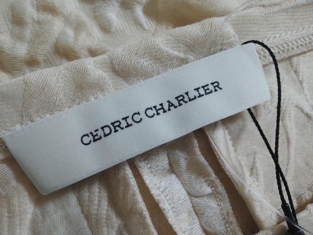 CEDRIC CHARLIER(セドリック シャルリエ)のカットソー