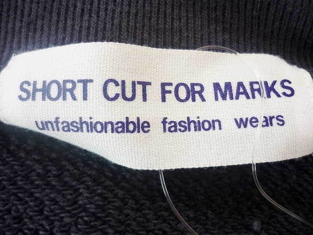 short cut FOR MARKS(ショートカットフォーマークス)のパーカー