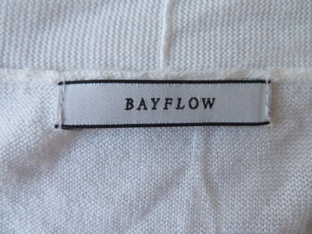 BAYFLOW(ベイフロー)のカーディガン