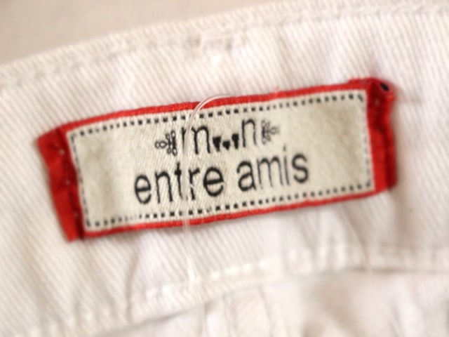 ENTRE AMIS(アントレアミ)のパンツ