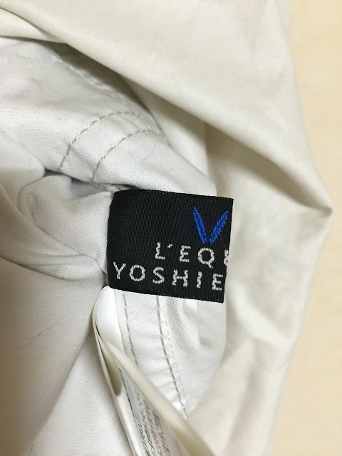 L'EQUIPE YOSHIE INABA(レキップ ヨシエイナバ)のワンピース
