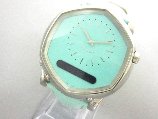 VELDT(ヴェルト)の腕時計