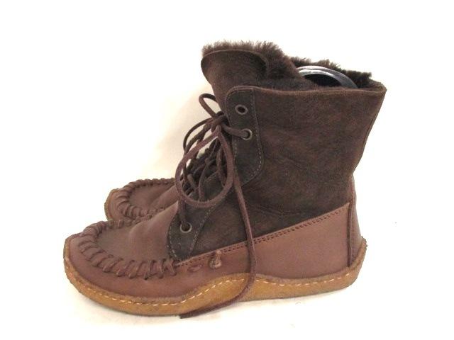 PuntoPigro(プントピグロ)のブーツ