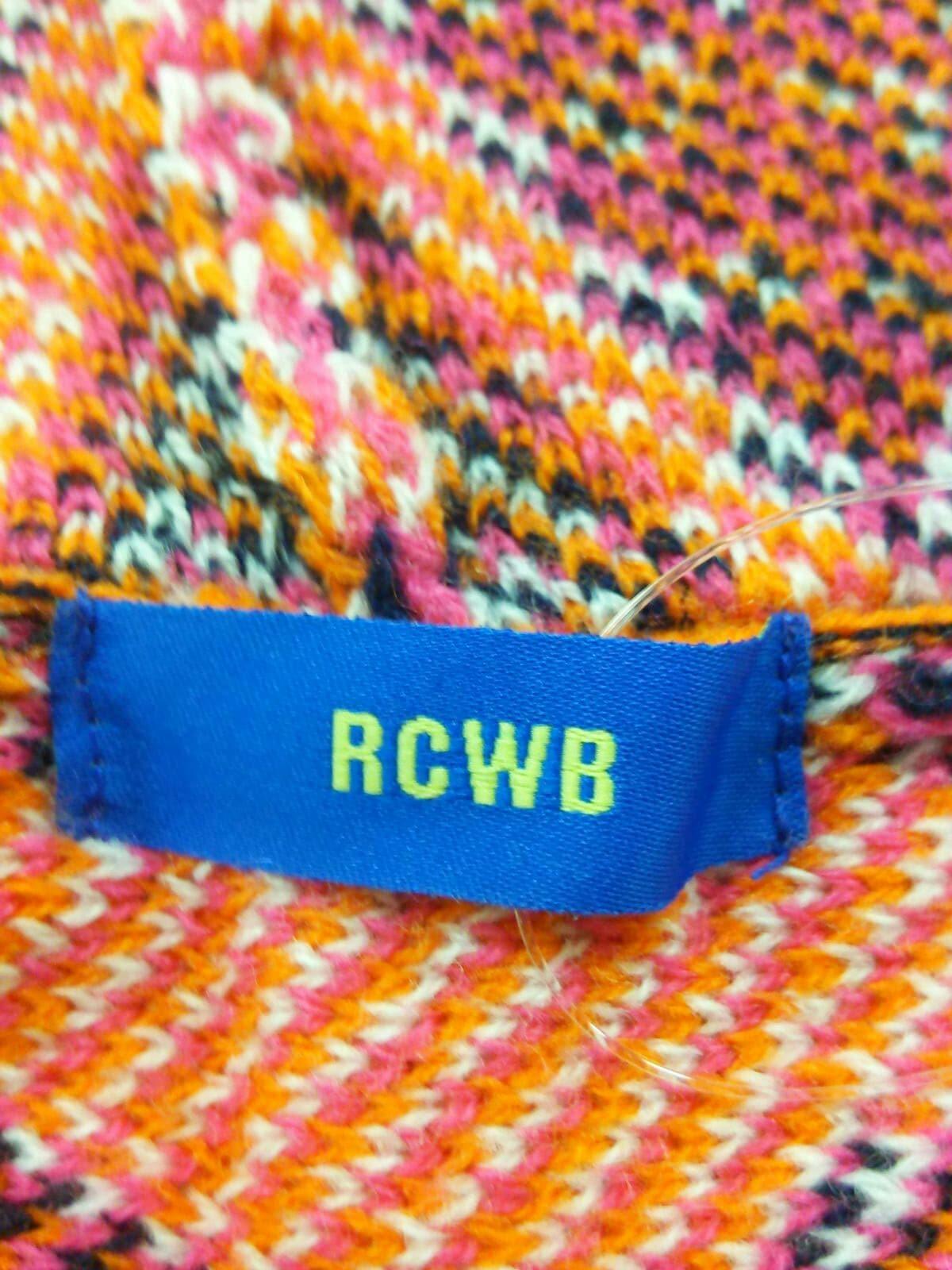 RCWB RODEOCROWNS WIDE BOWL(ロデオクラウンズ)のポンチョ