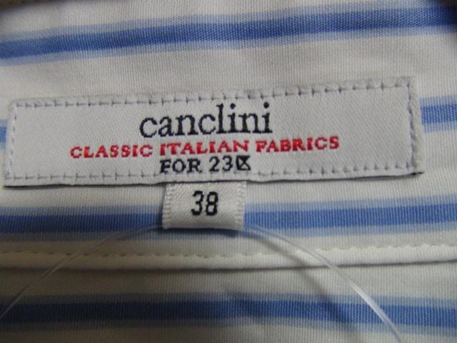 canclini(カンクリーニ)のチュニック
