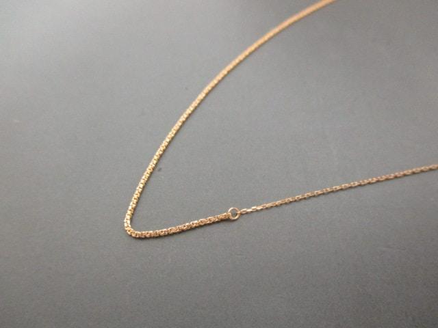 LI HUA(リーファー)のネックレス