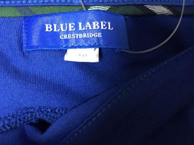 BLUE LABEL CRESTBRIDGE(ブルーレーベルクレストブリッジ)のカットソー