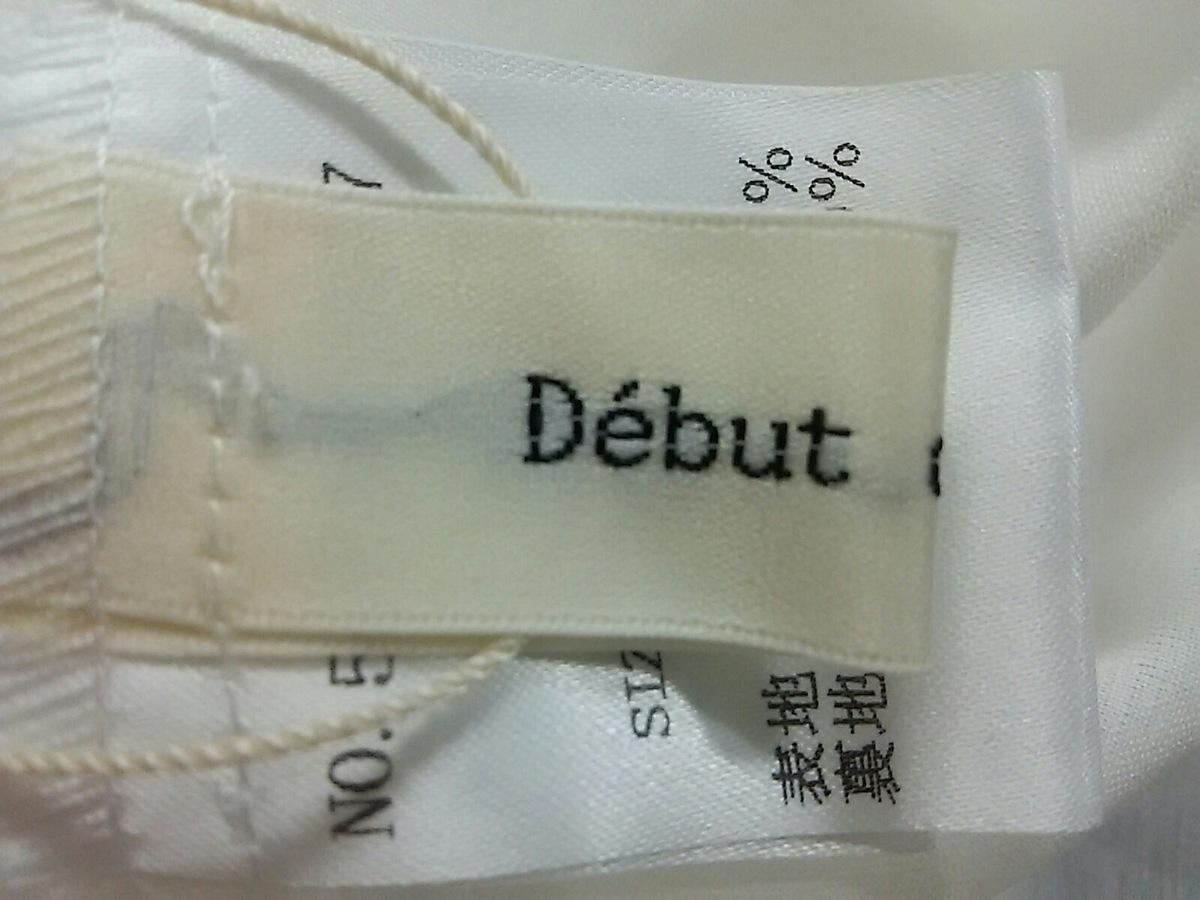 DebutdeFiore(デビュードフィオレ)のカットソー