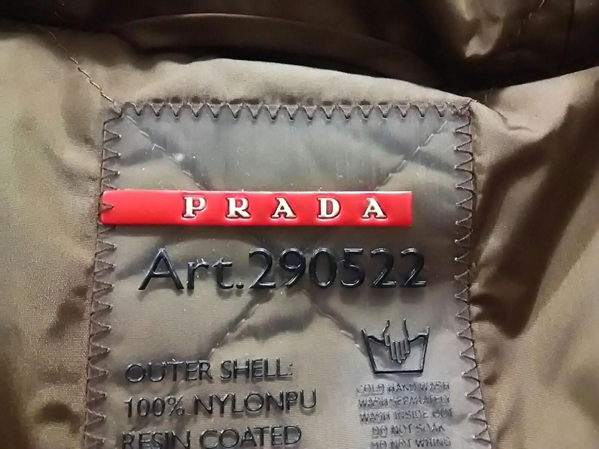 PRADA SPORT(プラダスポーツ)のダウンジャケット