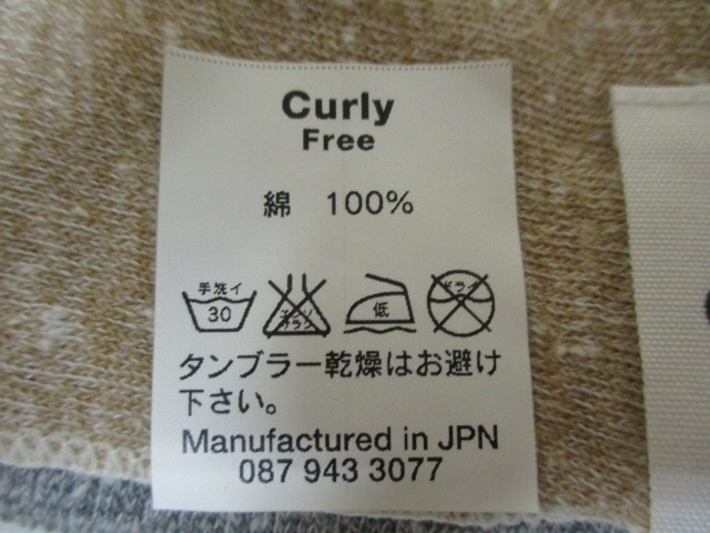 CURLY(カーリー)のマフラー