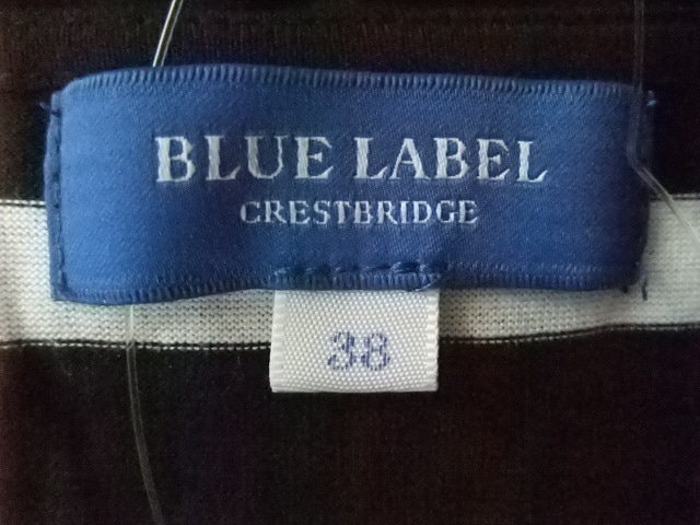 BLUE LABEL CRESTBRIDGE(ブルーレーベルクレストブリッジ)のワンピース