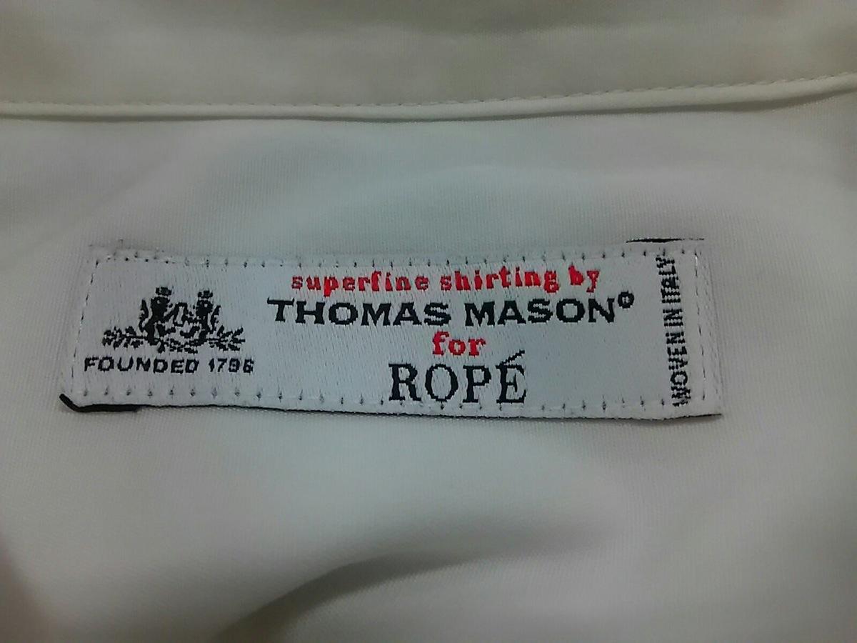 THOMAS MASON(トーマスメイソン)のシャツブラウス