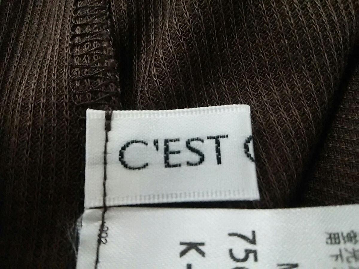 C'EST CHIC'A(セシカ)のカットソー