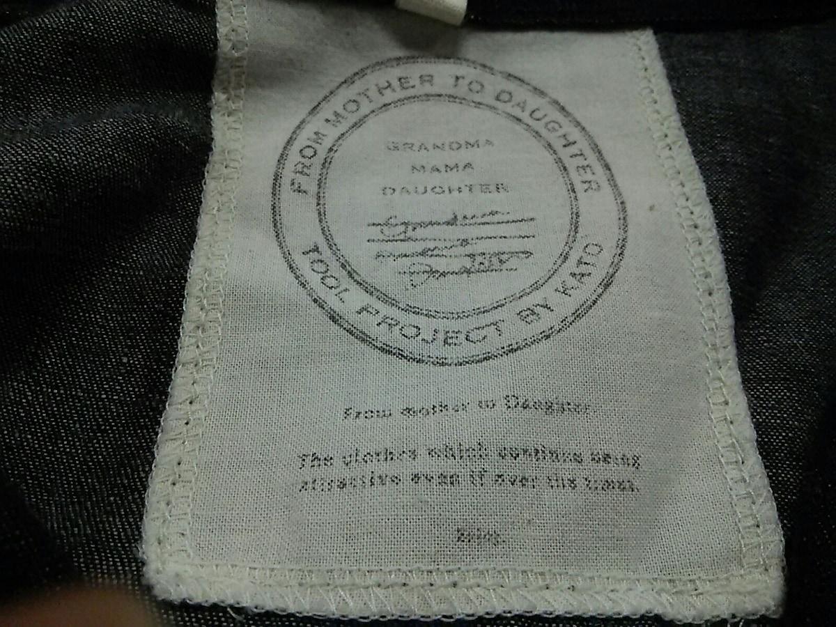 GRANDMAMAMADAUGHTER(グランマママドーター)のコート