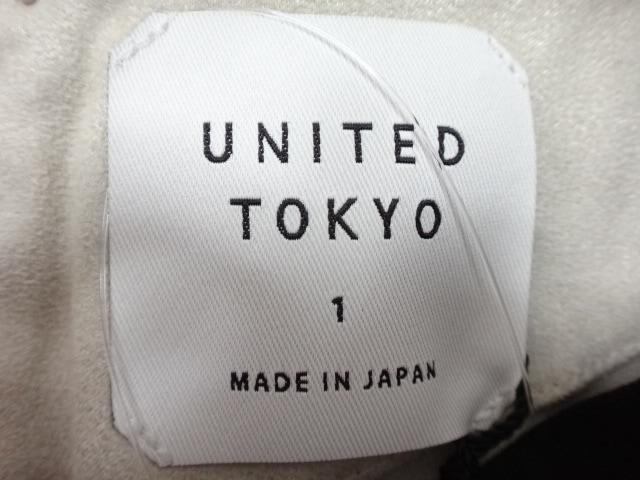 UNITED TOKYO(ユナイテッド トウキョウ)のチュニック