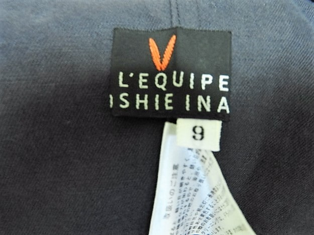 L'EQUIPE YOSHIE INABA(レキップ ヨシエイナバ)のジャケット