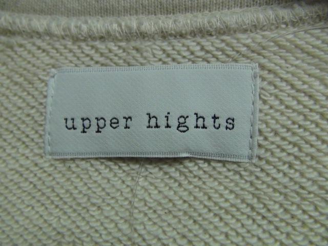 upper hights(アッパーハイツ)のトレーナー