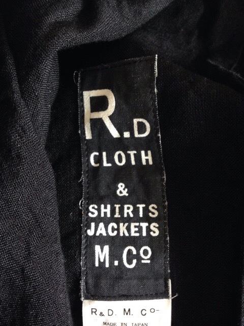 R&D.M.Co-(オールドマンズテーラー)のパンツ