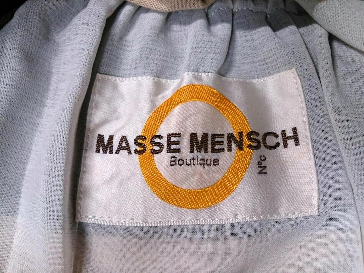 MASSEMENSCH(マッセメンシュ)のワンピース
