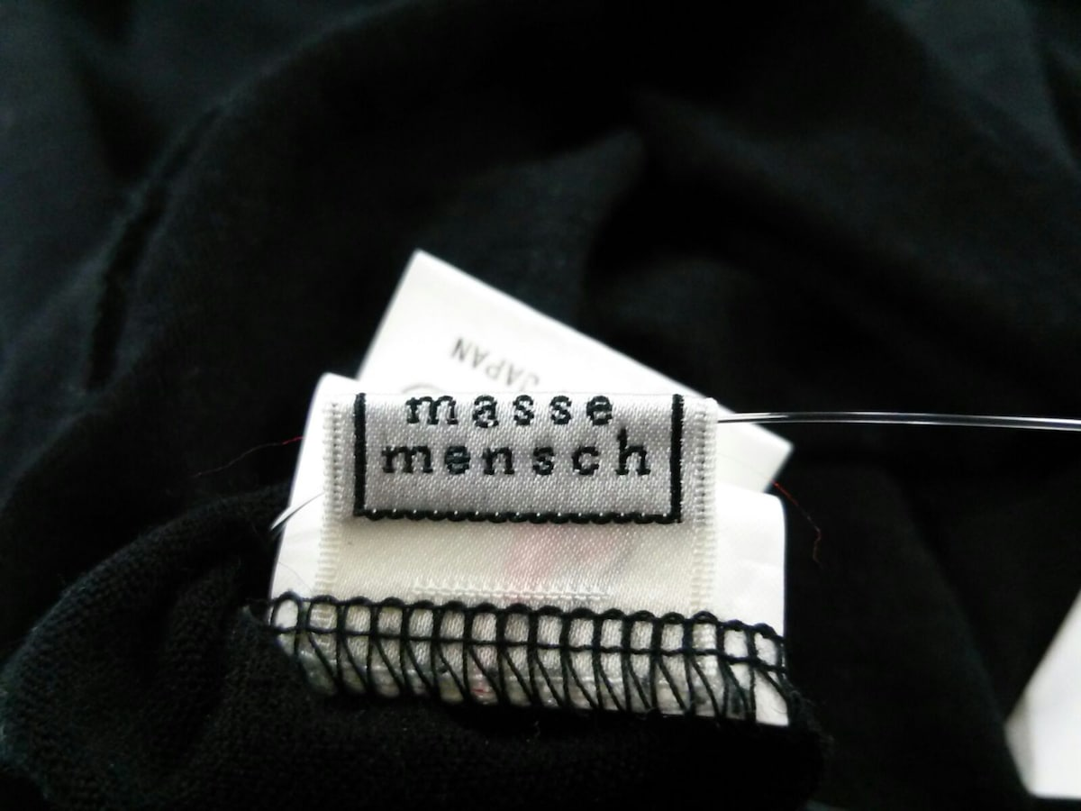 MASSE MENSCH(マッセメンシュ)のカットソー