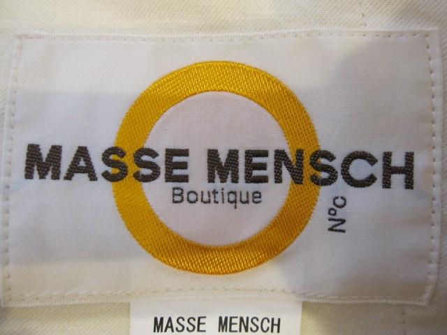 MASSEMENSCH(マッセメンシュ)のスカート