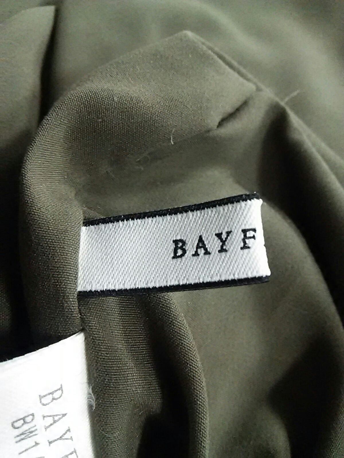 BAYFLOW(ベイフロー)のダウンコート