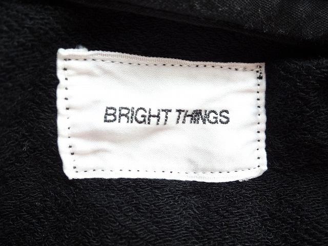 BRIGHT THINGS(ブライトシングス)のパーカー