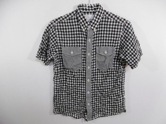 nanamica(ナナミカ)のシャツ