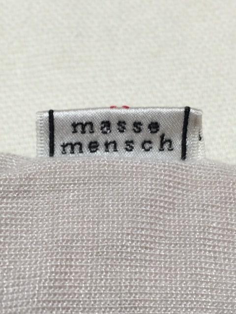 MASSE MENSCH(マッセメンシュ)のチュニック