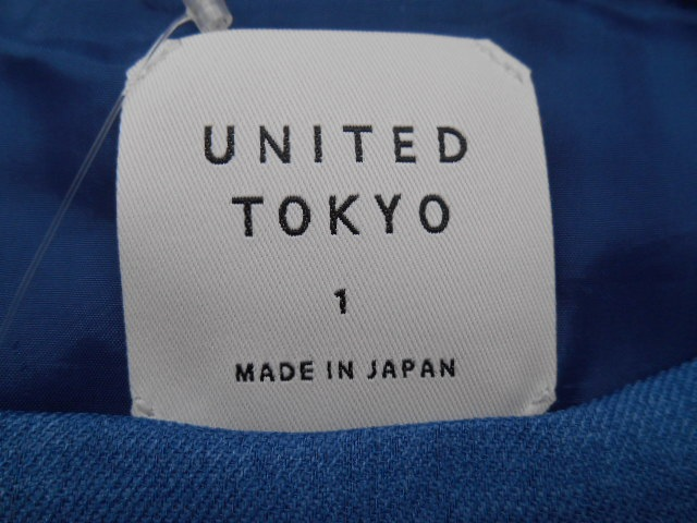 UNITED TOKYO(ユナイテッド トウキョウ)のワンピース