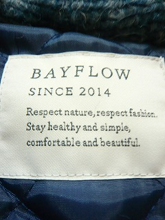 BAYFLOW(ベイフロー)のブルゾン