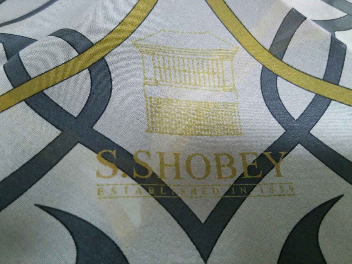 S.SHOBEY/椎野正兵衛商店(シイノショウベイショウテン)のスカーフ