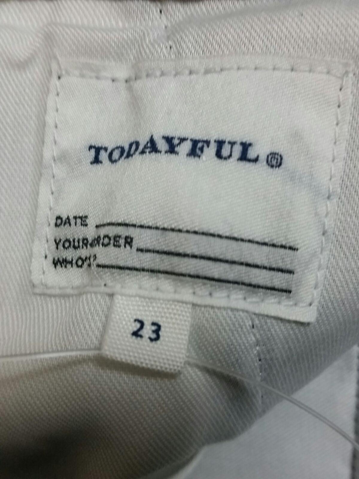 TODAYFUL(トゥデイフル)のジーンズ