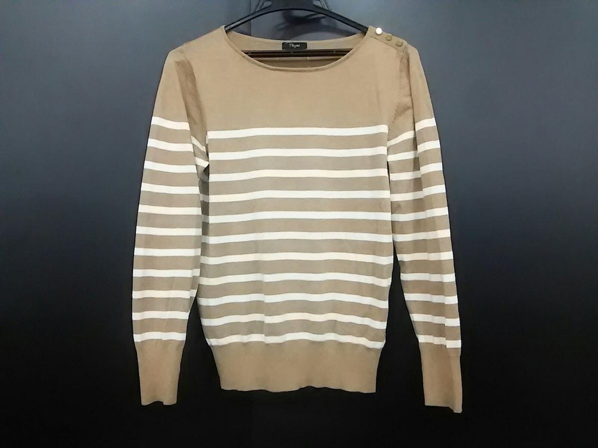 Chez toi(シェトワ)のセーター
