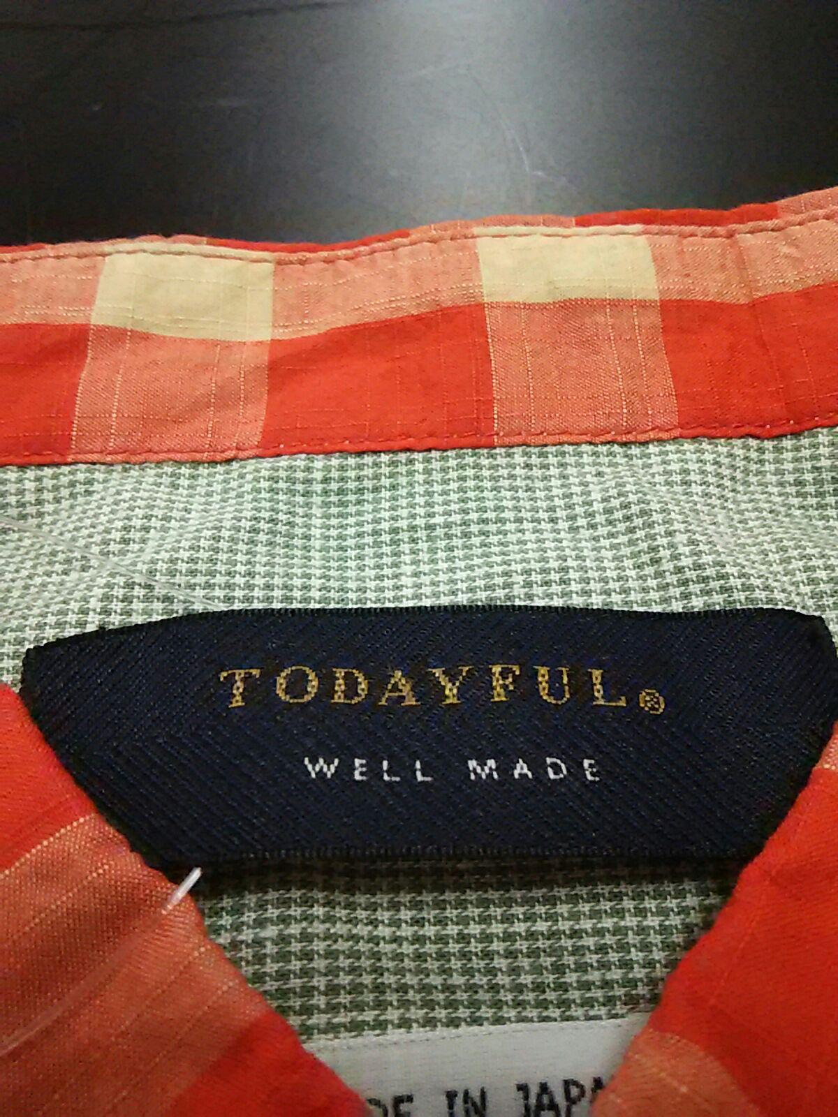 TODAYFUL(トゥデイフル)のシャツブラウス