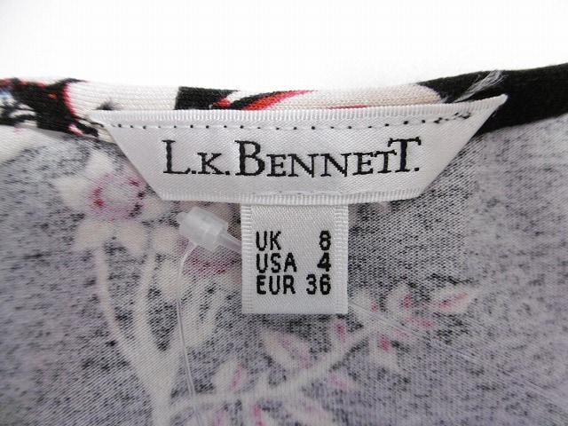 L.K.Bennett(エルケーベネット)のワンピース