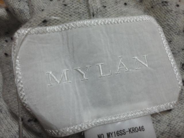 MYLAN(マイラン)のポンチョ