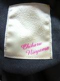 Chiharu Niiyama(チハルニイヤマ)のブルゾン