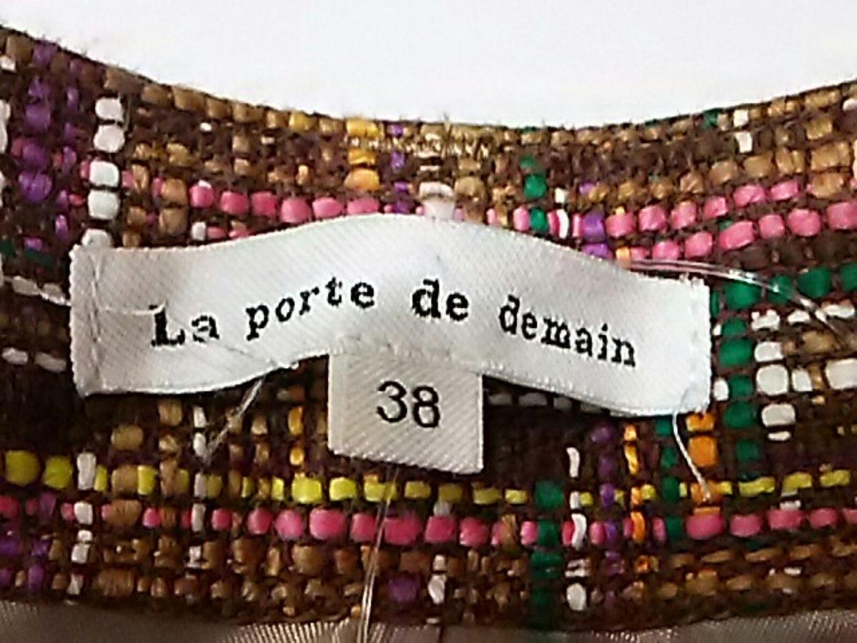 La porte de demain(ラポルトドゥドゥマン)のパンツ