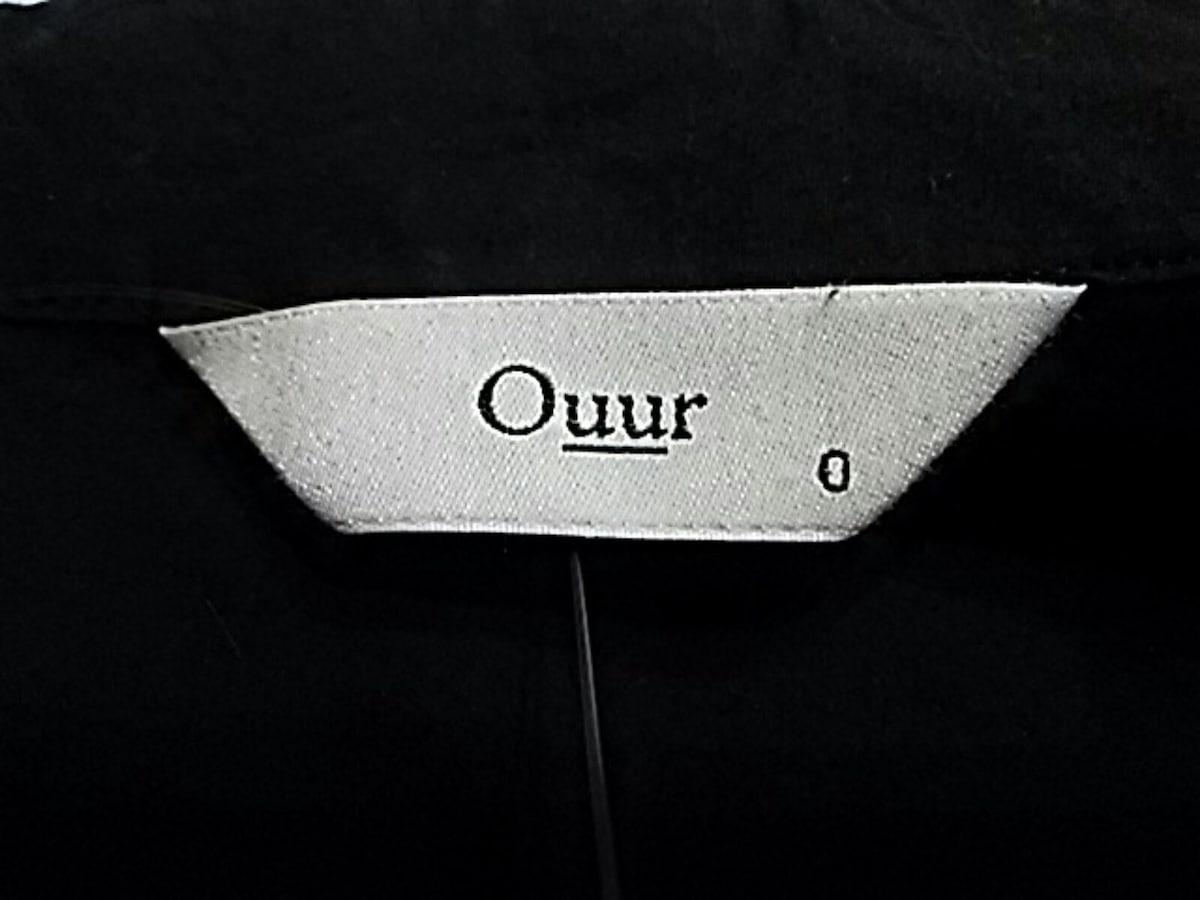 ouur(アウアー)のシャツブラウス