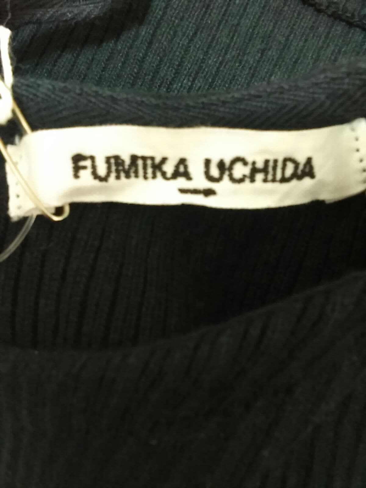 FUMIKA UCHIDA(フミカウチダ)のチュニック
