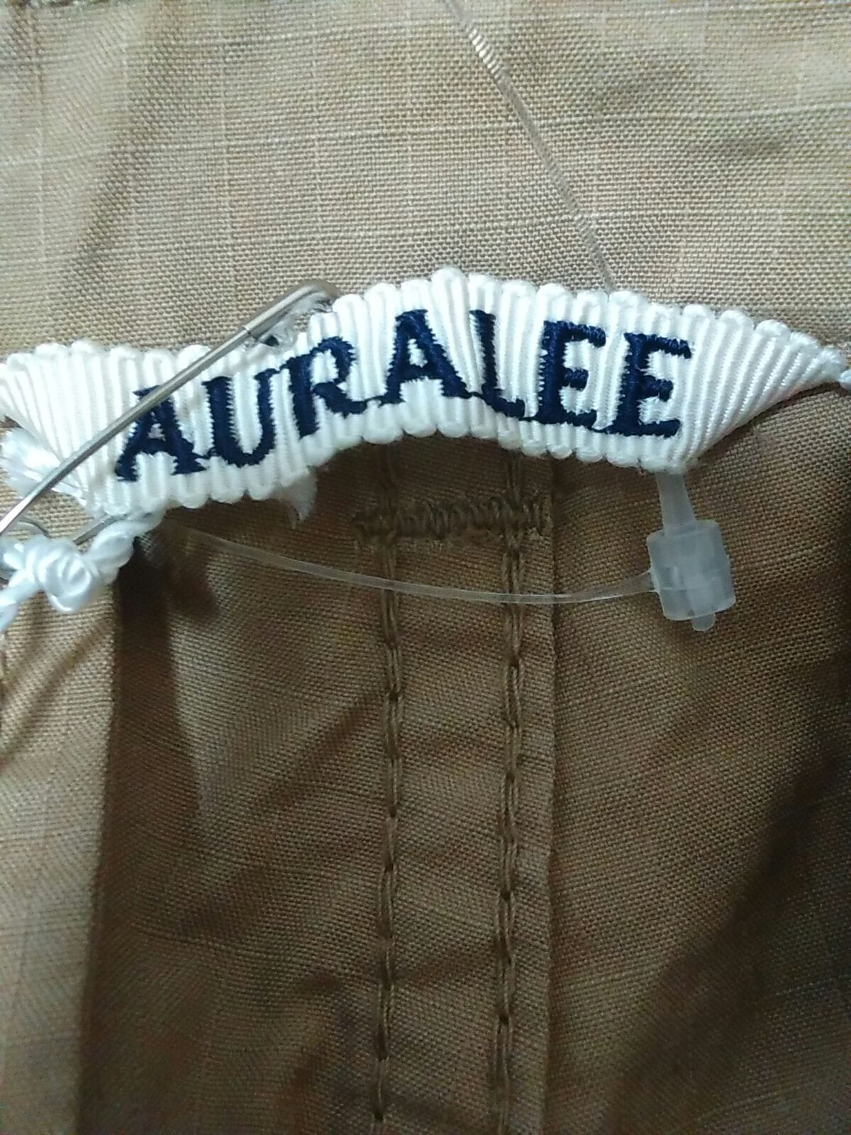 AURALEE(オーラリー)のパンツ