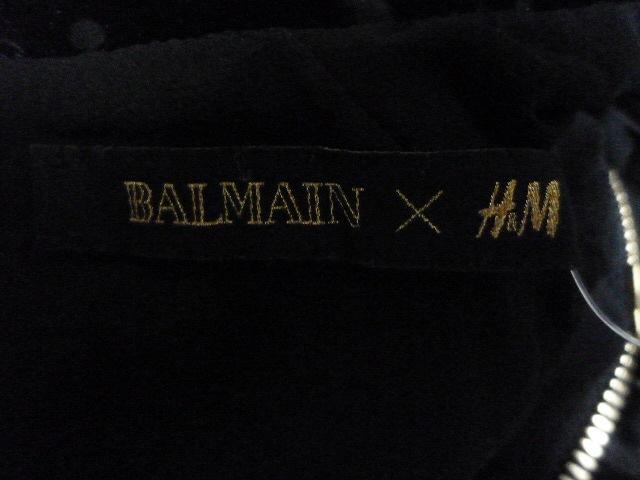 H&M×Balmain(エイチアンドエム×バルマン)のワンピース
