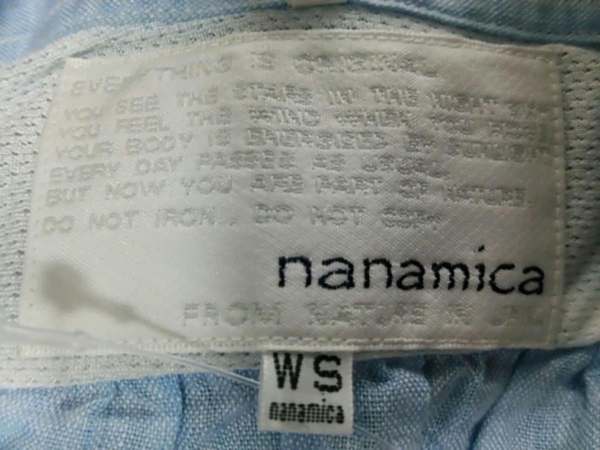 nanamica(ナナミカ)のワンピース
